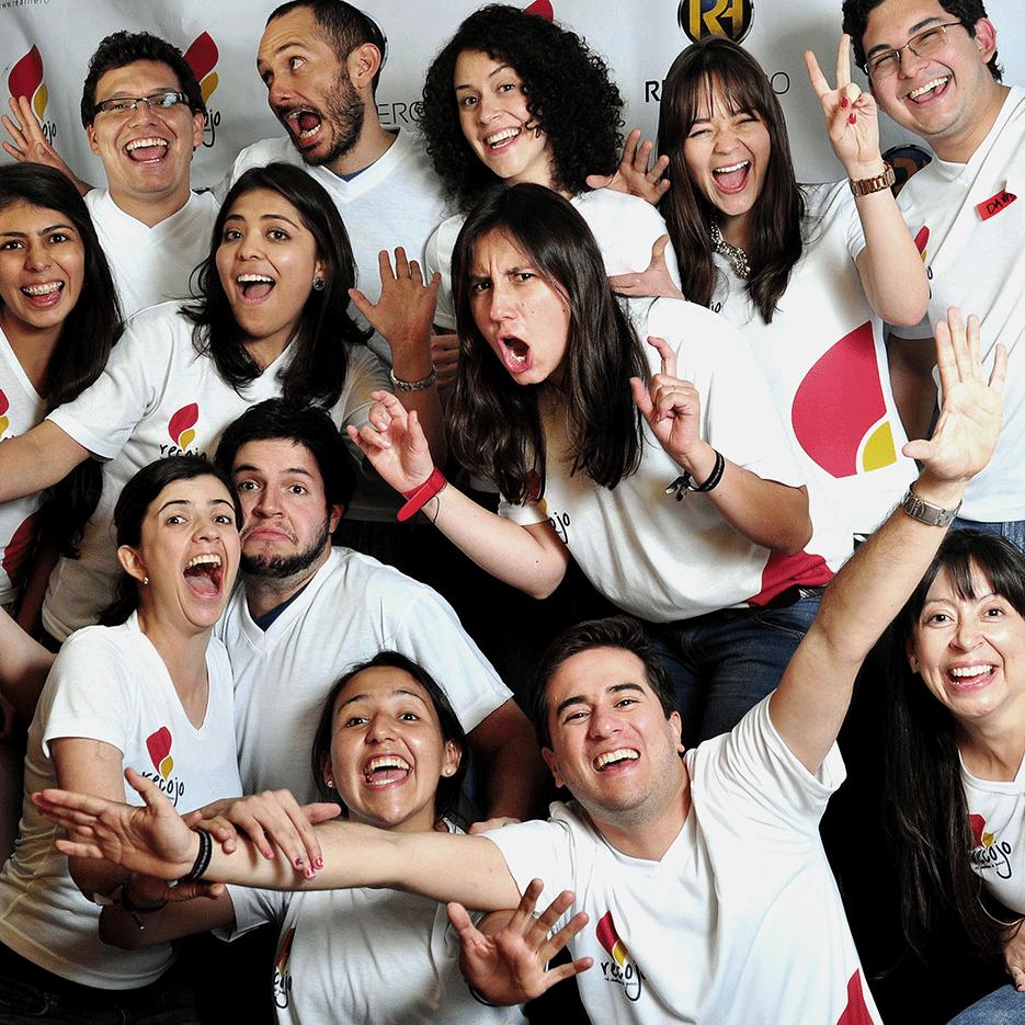 Red de jovenes emprendedores social